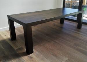 Holyoke Table Fir and Onyx